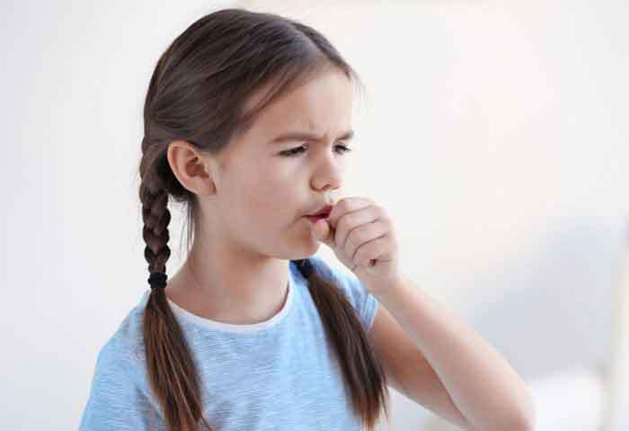 Why is my toddler coughing?