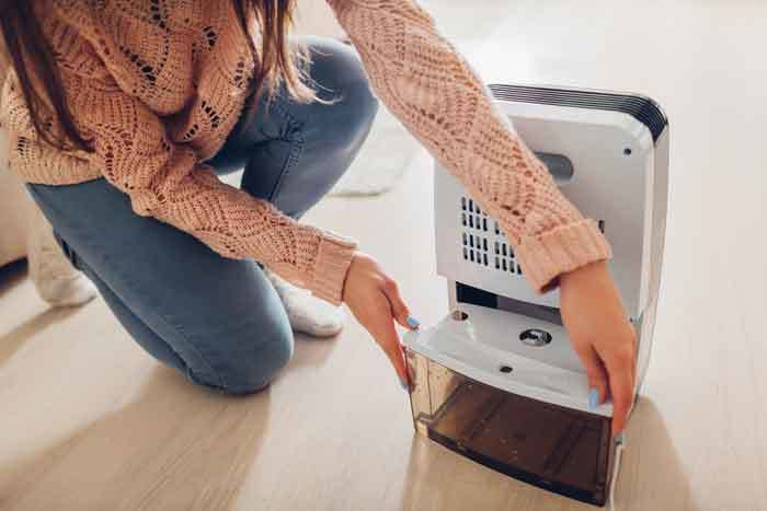 Best Dehumidifier for COPD