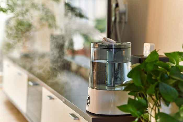 Use a Humidifier for Rosacea