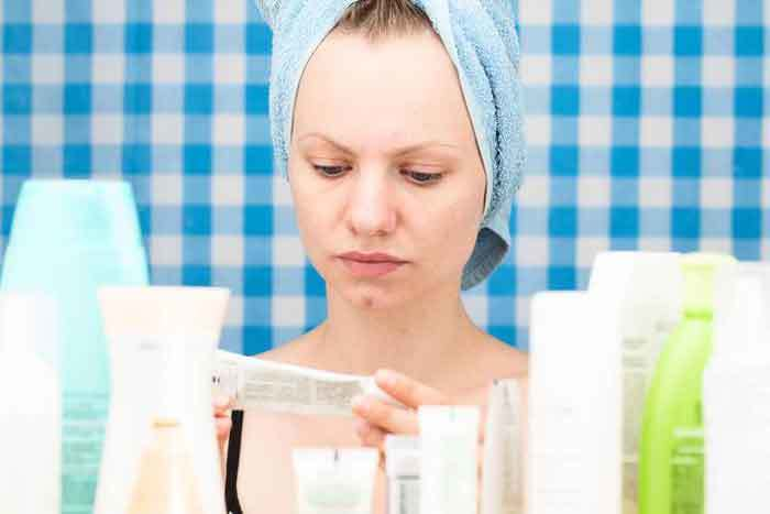 Use rosacea-friendly products