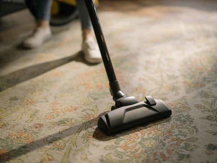 Clean your home regularly